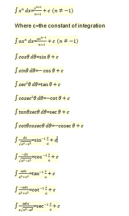 integrals calculus